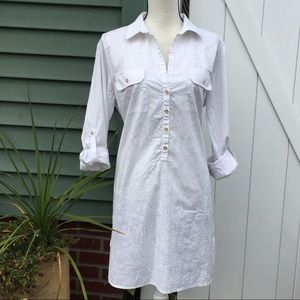Lilly Pulitzer Captiva Tunic in Crazy Cat House